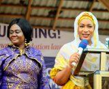 Launch of Obaapa Micro Loan Scheme By Hon. Lawyer Mrs. Babara Oteng Gyasi