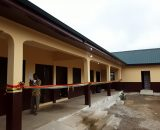 MP AND MCE COMMISSION A 2 UNIT CLASSROOM BLOCK AT DWABENG IN PHMA